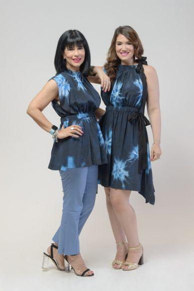 Carmen Rodriguez y María Conchita Arcalá