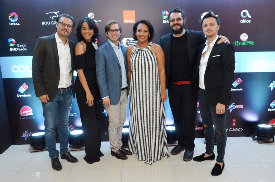 Frank Perozo, Ana Lopez, Grerory Quinn, Zumaya Cordero, Riccardo Bardelino, Jose Pascal Alama