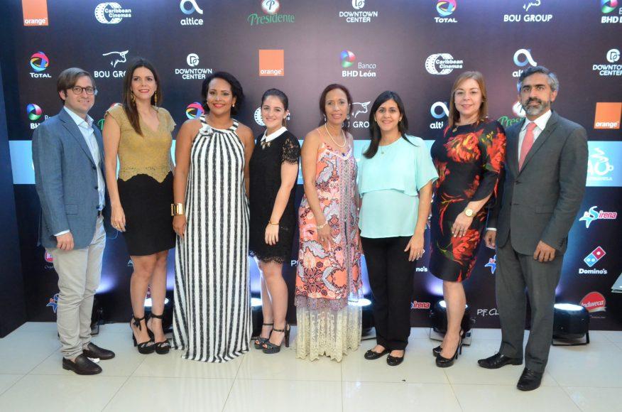 Gregory Quinn, Madeline Cruz, Zumaya Cordero, Laura Reid, Maria Rodriguez, Gabriela Castillo, Tammy Reynoso, Gabriel Tineo