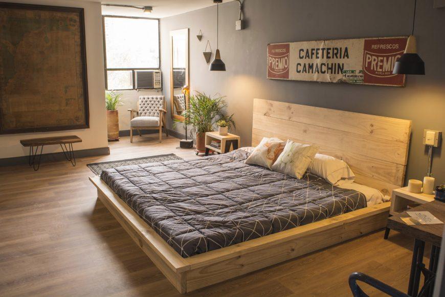 Habitación Selina Medellin PRESS