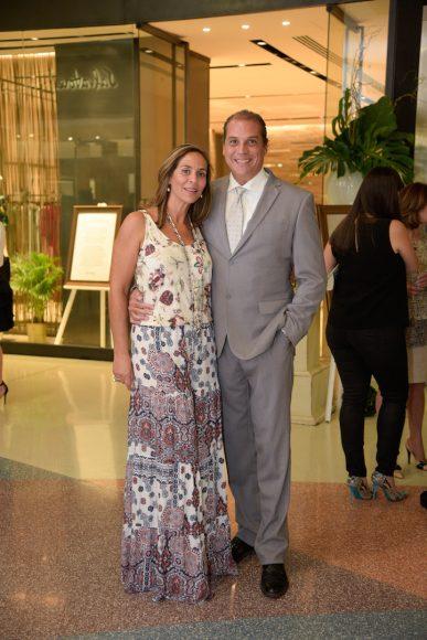 Klaudia Becker de Pierucci y Alberto Pierucci Renta