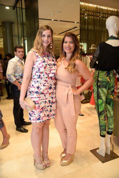 Liza Azar y Annellie Khoury