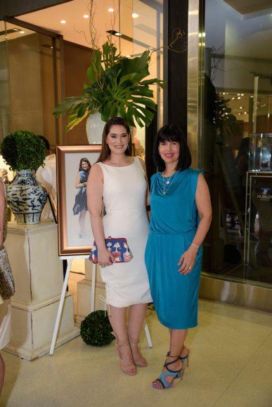 María Conchita Arcalá y Carmen Rodriguez