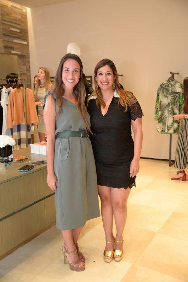 Maria Alejandra Brisso y Laura Fernández