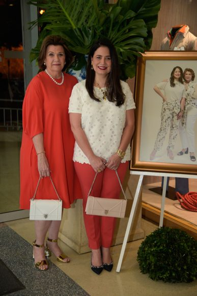Mary de Guzmán y Ana María Guzmán