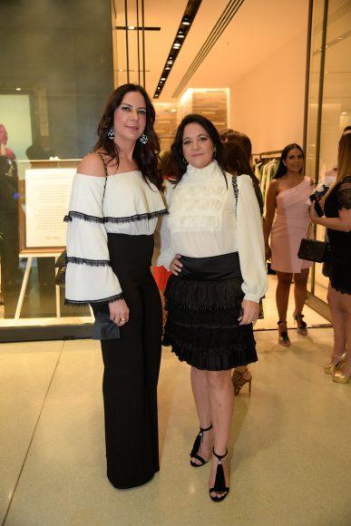 Monica Delgado y Julina Staffeld