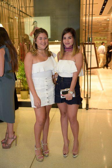 Pamela y Chassel Vargas