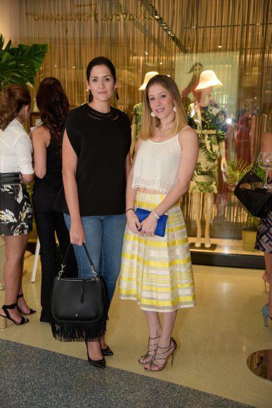 Rosario Lugo y Ruth Maltes
