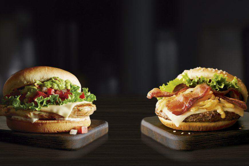 Signature Crafted Hamburgers 6x4