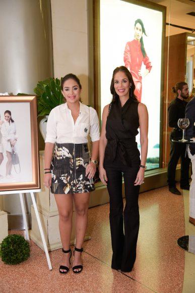 Ximena Castillo y Letty RIvera