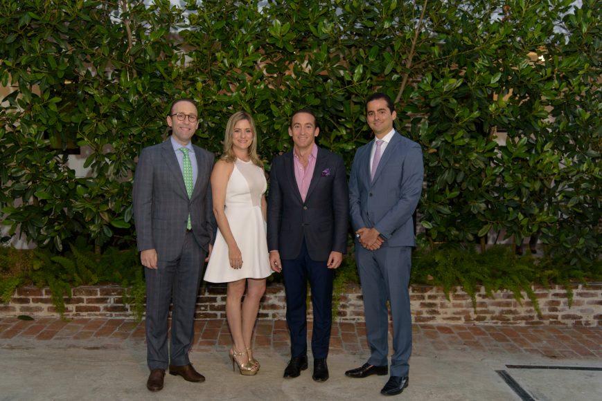 1 (Principal) Giuseppe Bonarelli, Nicole Bermúdez y Piero Bonarelli y David Bermúdez