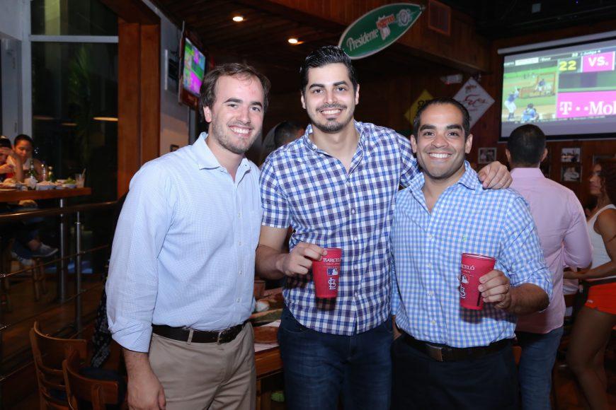 1.2 Fernando Mejía, José Roedán y Felix Rojas