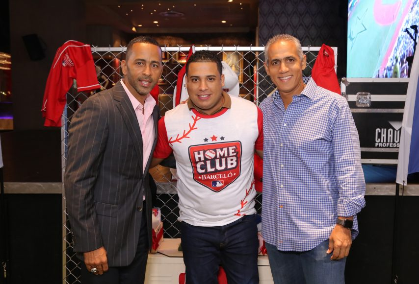 1.3 Julio Lugo, Stanley Sepulveda y Stanley Javier