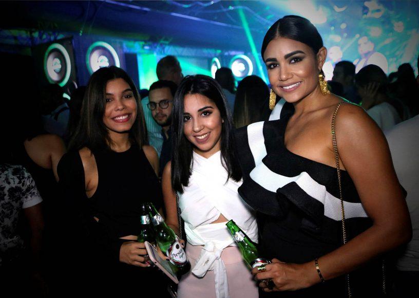 10. Sarah Méndez, Laura Salcedo y Sophinel Báez