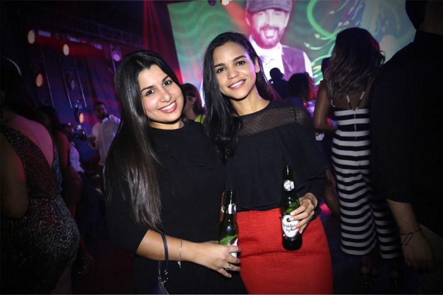 13. María Rodríguez y Vanessa Estrella