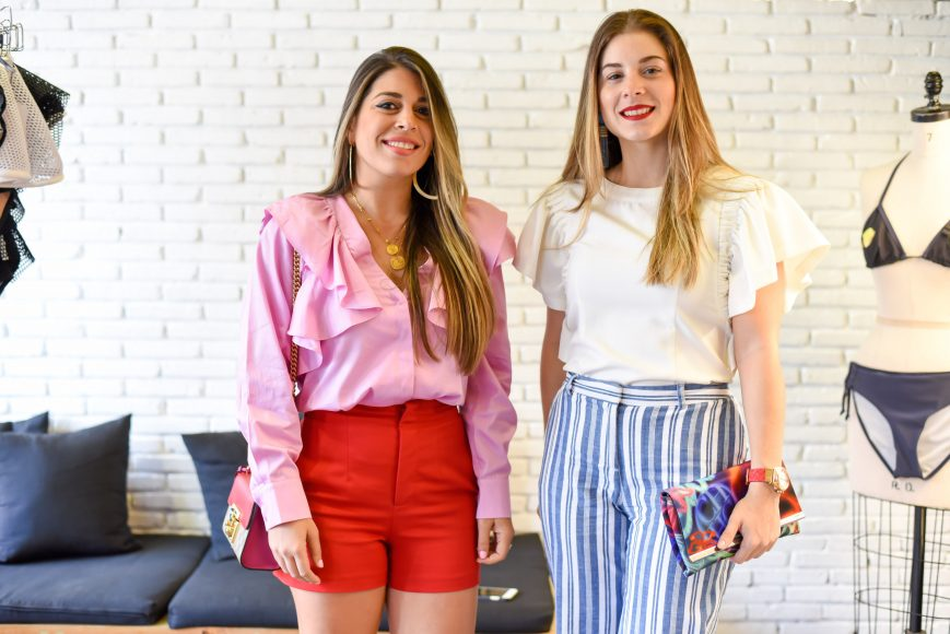 2. Gina Fernández y Francesca Vicini