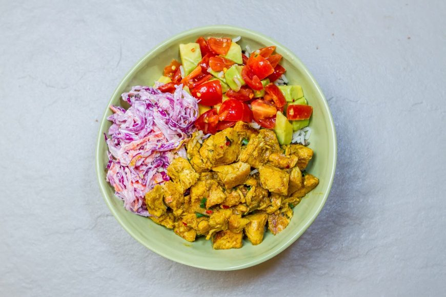 3. Curry Me Up Bowl