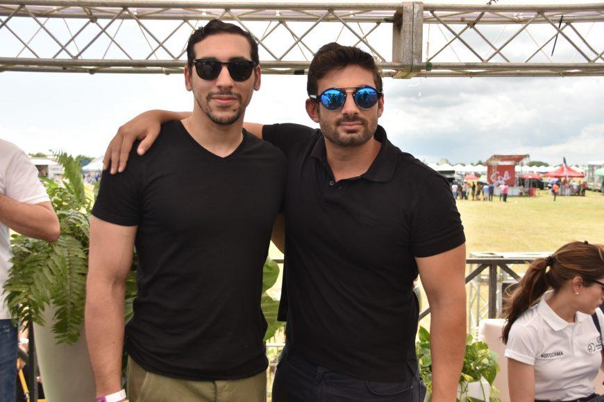 3. Gabriel Pimentel y Rafa Polanco