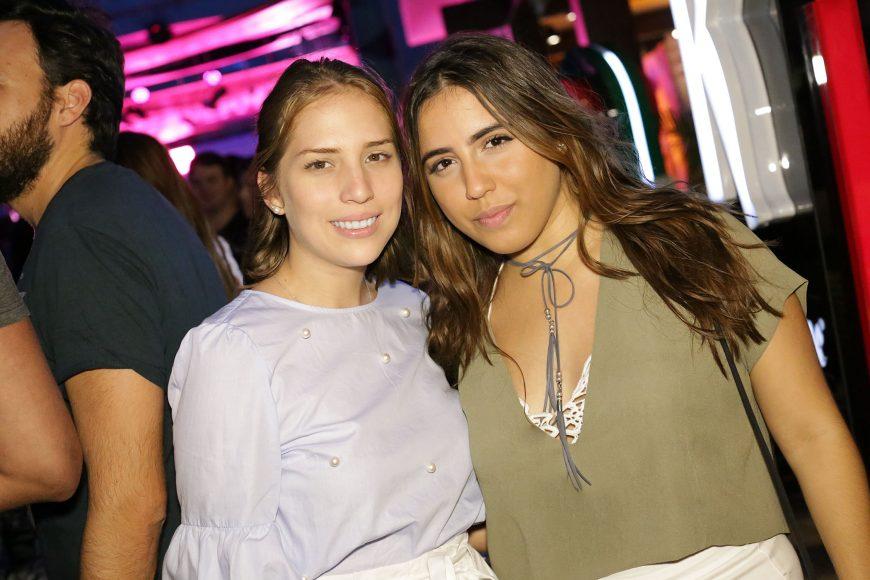 3. María Erazo y Laura García