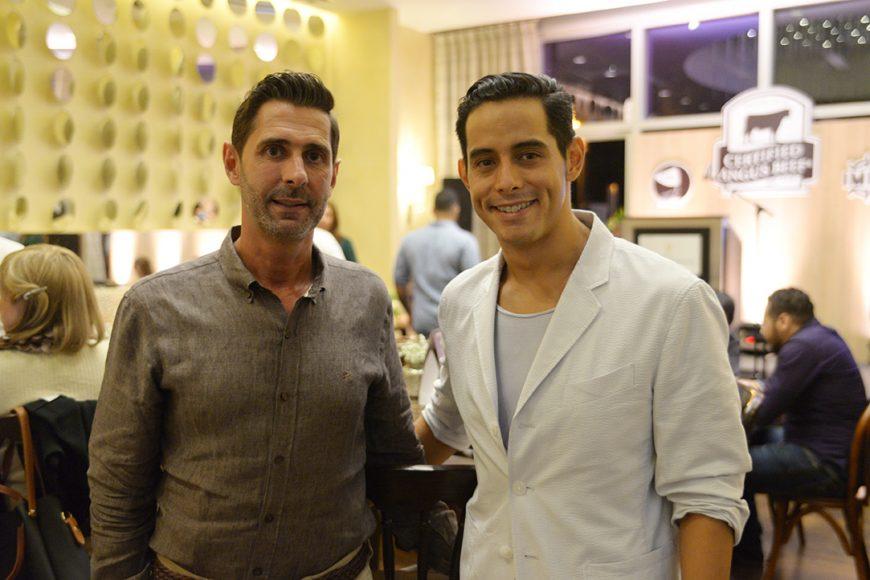 4.José Luis Camos y Daniel Chang