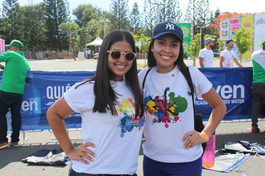 5. Coral Núñez y Ashley Rosario