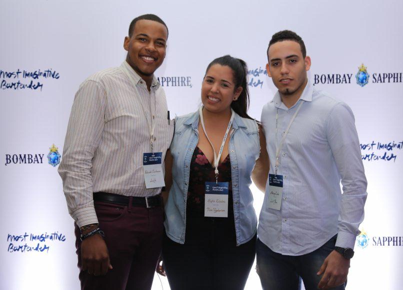 5. Eduardo Contreras, Sofía Sánchez y Melvyn Soto