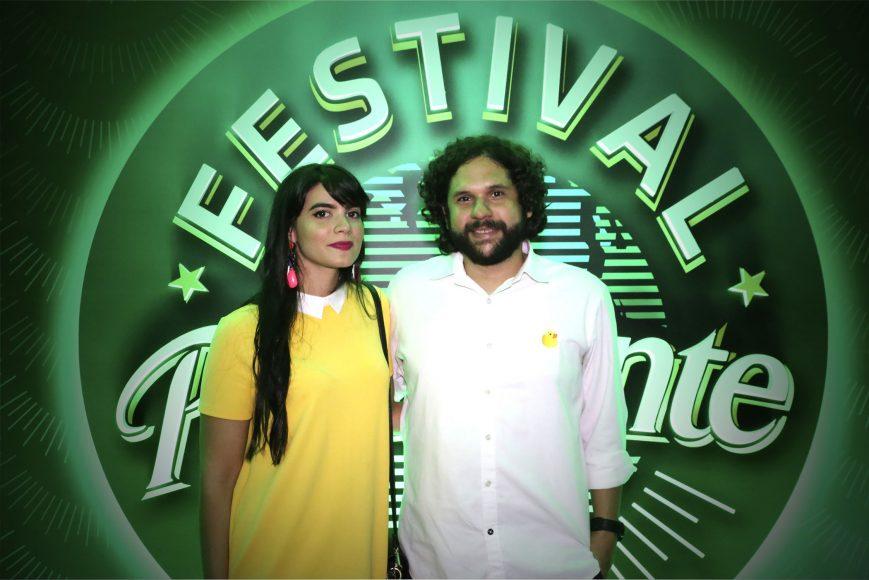 5. Stephanie Geraldino y Rafael de los Santos
