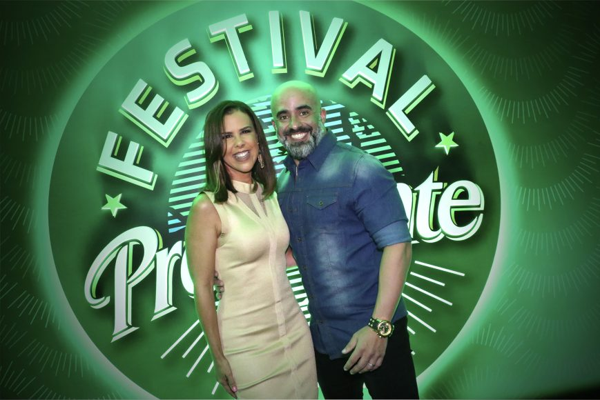6. Ingrid Gómez y Raúl Grisanty