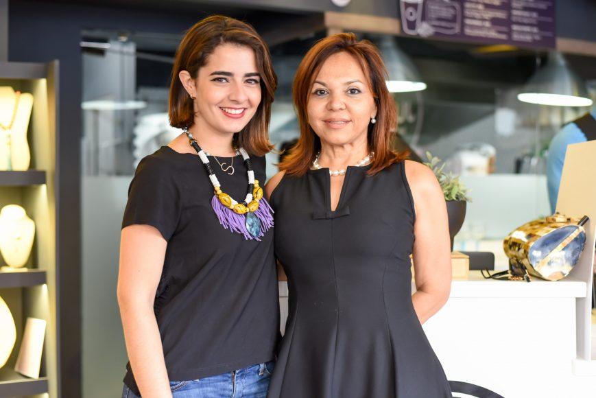 7. Dominique Selman y Maria Del Carmen Vieites