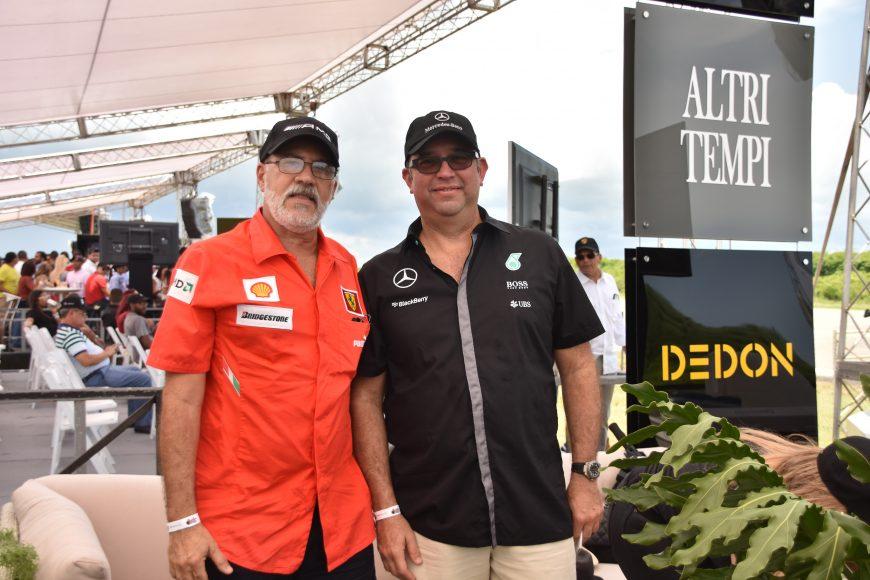 7. Luis Gómez y Carlos Gallamini
