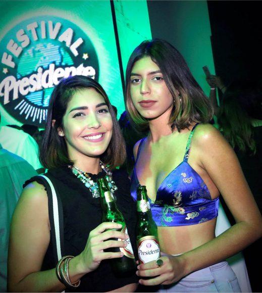 7. Sheila La Madrid y Shirley Guerrero