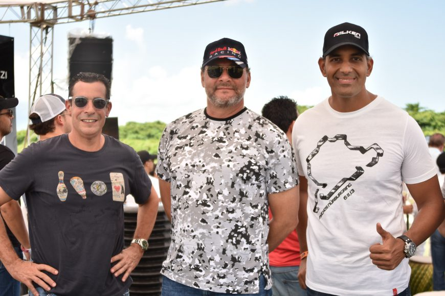 8. Domingo Bermúdez, Rodolfo Dietsch y Juan Almonte