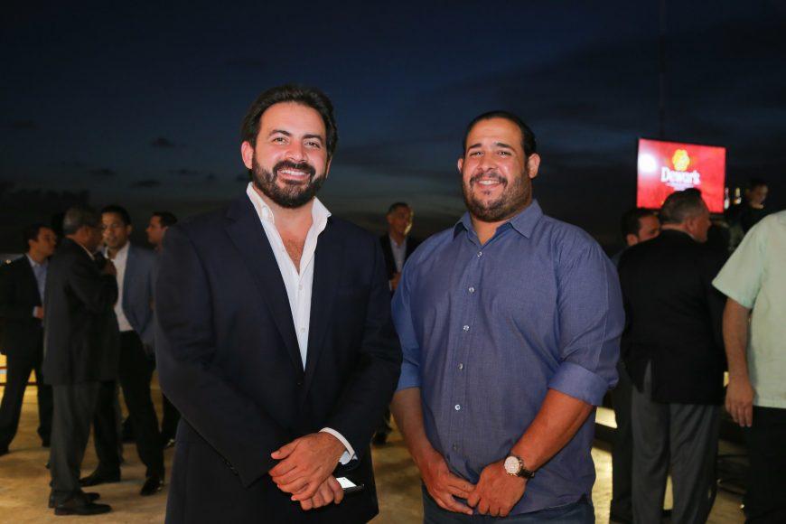 8. Sergio Taveras y Leo Grullón