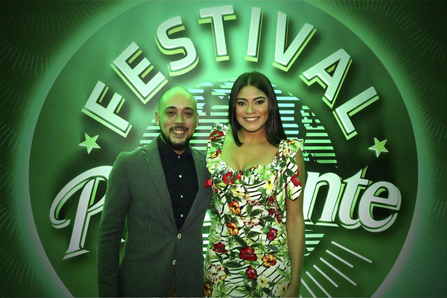 9. Gabriela Melo y Eduardo Santos