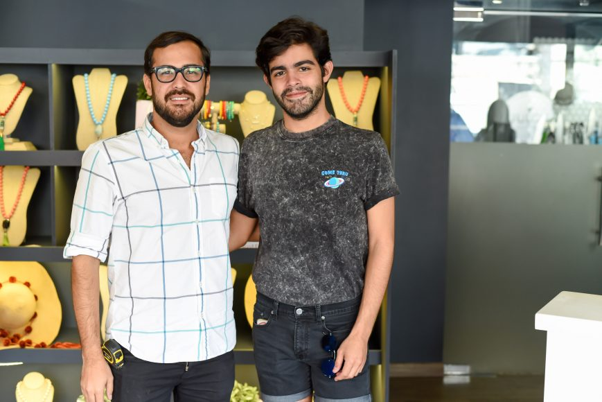 9. Paul Alfonso y Omar Attias