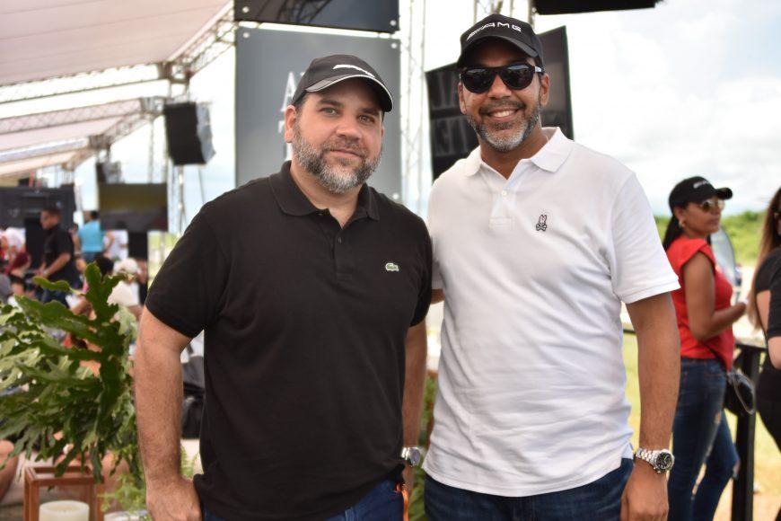 9. Robert Fernández y Wascar Ramírez