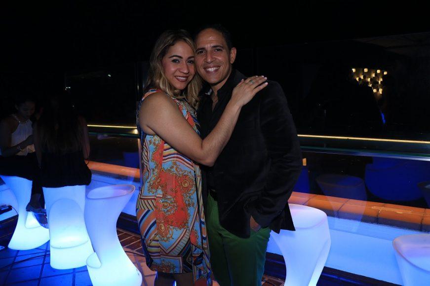 Aurelina Bonilla de Hidalgo y Rafael Hidalgo