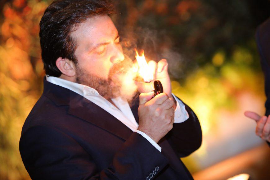 Degustación de cigarros Matilde