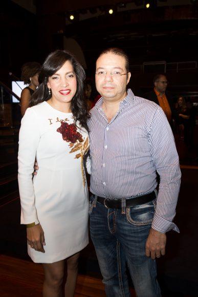 Dhymar Cohen y Grace Salas De Cohen