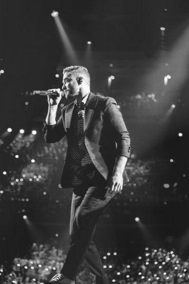 Eurovision - Justin Timberlake 2016 - Stockholm Sweden