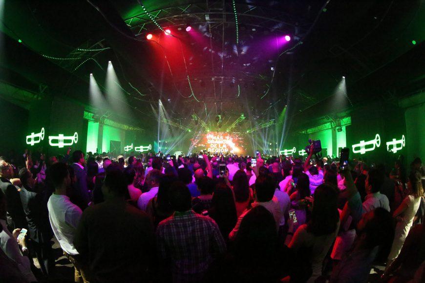 La actividad reunió a más de 600 personas, entre invitados especiales y prensa nacional (1)