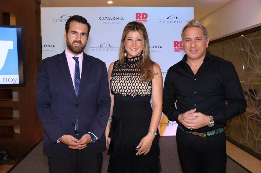 PRINCIPAL José Maria Fernández, Patricia Ramela y Alex Macias