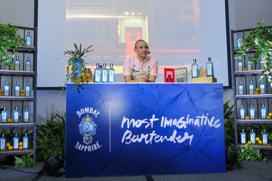 Remy Savage inspira a los bartenders con su experiencia