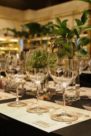 Variedad de copas Riedel Glass