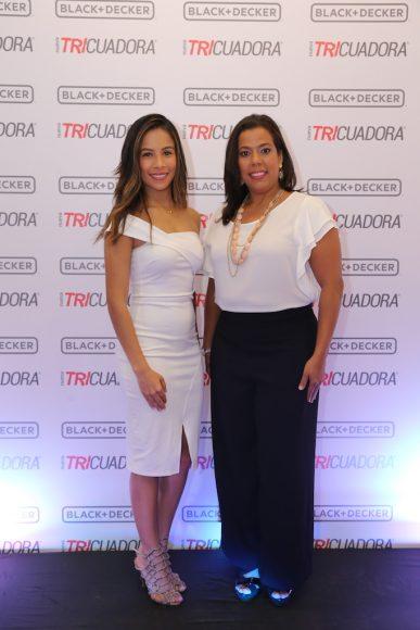 1. Lynn Mejía e Ivonne Cuesta