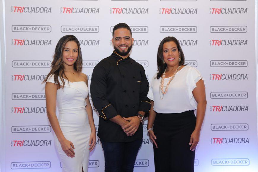 1.2 Lynn Mejía, Manuel Méndez e Ivonne Cuesta