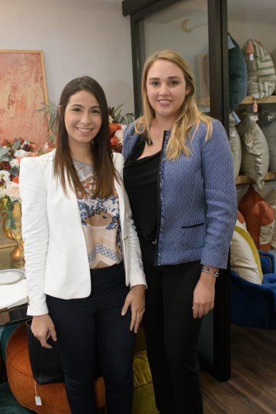 10 Carolina Núñez y Andrea Cordero