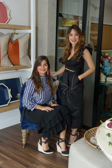 1(Principal) Coral Chavez y Gabriela Hernández Anton