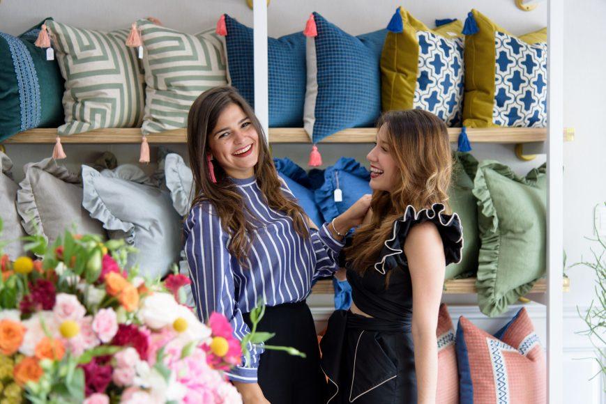 2 Coral Chavez y Gabriela Hernández Anton