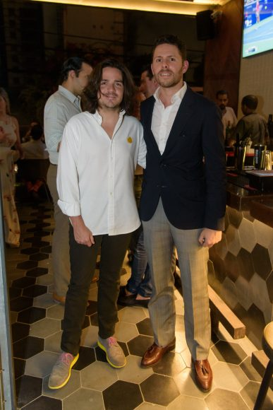 4 Eduardo De Castro y Carlos Ros